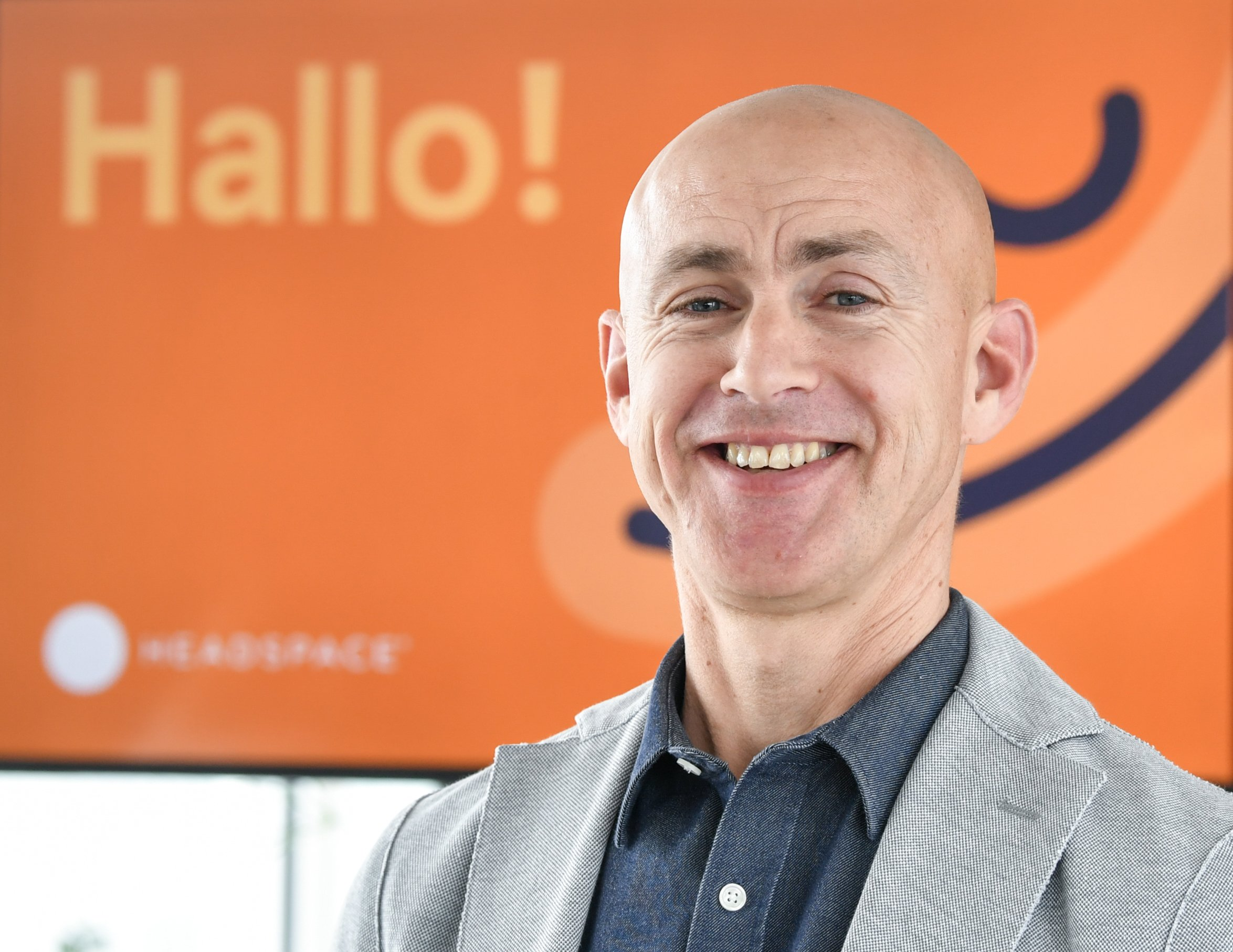 Andy Puddicombe and Rich Pierson Dish on How They Built Headspace