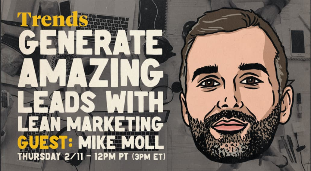 Lead Generation with Mike Moll