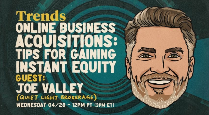 Online Business Acquisitions: Tips for Gaining Instant Equity